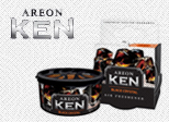Home and Car Air Fresheners - Areon Ken